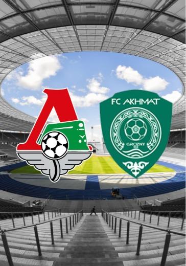 Локомотив - Ахмат logo