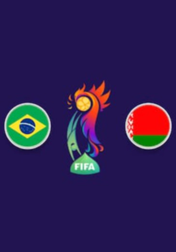 ЧМ по пляжному футболу FIFA, Бразилия - Беларусь logo