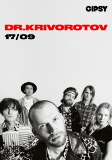 Dr. Krivorotov logo
