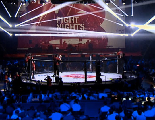 AMC Fight Nights 100