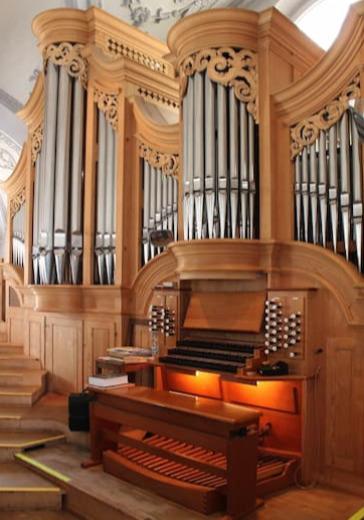 Шедевры органной музыки. Праздничный концерт logo