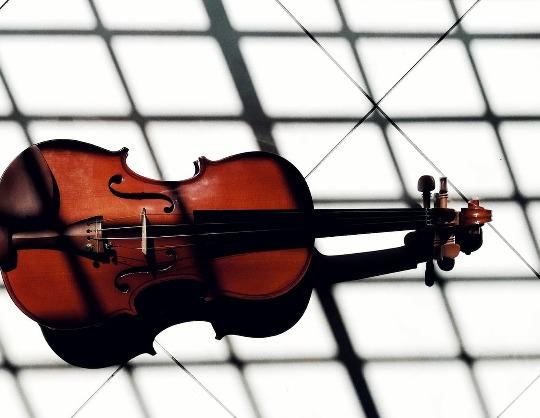 Н. Паганини. Граф Муржа, скрипка