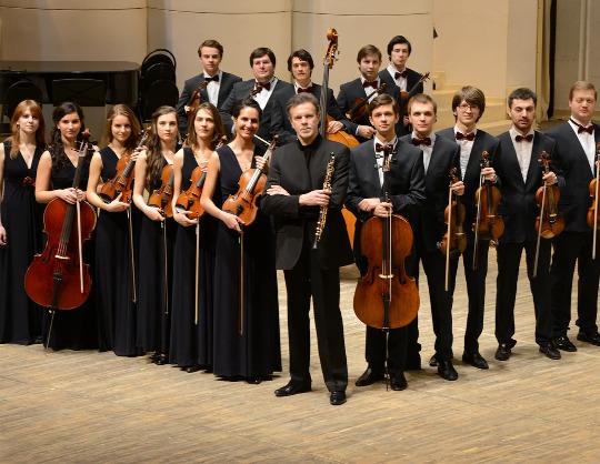 Кароль Моссаковский, Государственный академический камерный оркестр России