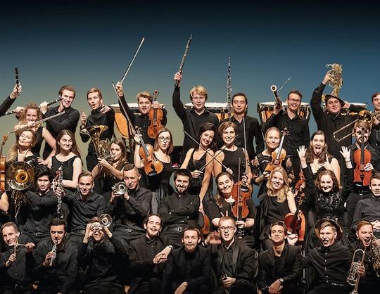 Королевский оркестр «Консертгебау». Российский национальный молодёжный симфонический оркестр, Туган Сохиев