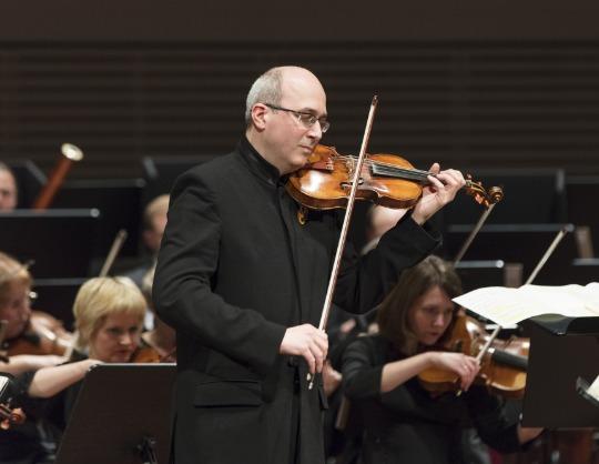 Все скрипичные сонаты Бетховена. 4-й вечер