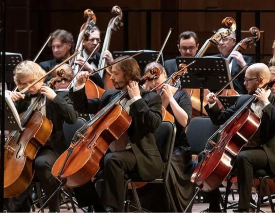 Академический симфонический оркестр филармонии. Берлиоз. «Фантастическая симфония»