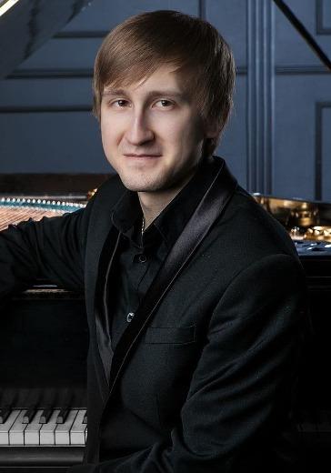 Академический симфонический оркестр филармонии. Валерий Овсяников, Дмитрий Маслеев logo