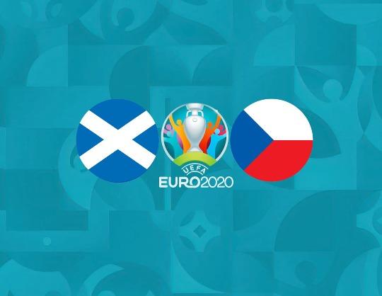 Шотландия - Чехия, Евро-2020, Группа D