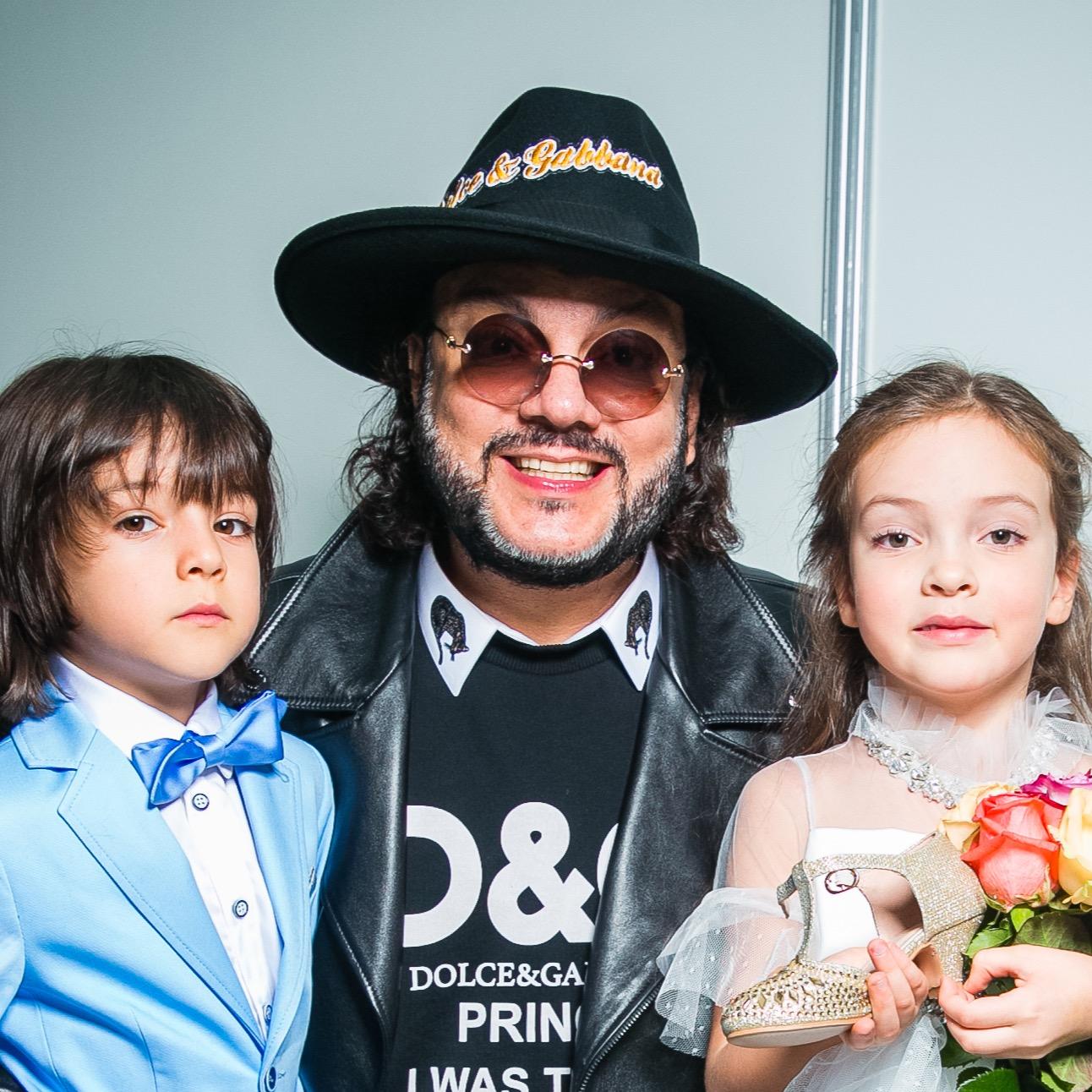 Филипп Киркоров устроил сыну грандиозный день рождения в Тель-Авиве