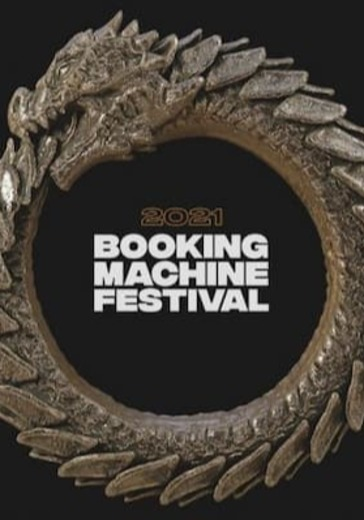 Booking Machine Festival 2021 logo