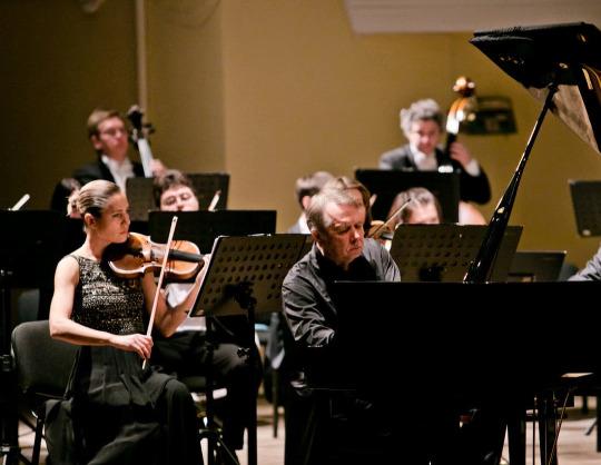 Российский национальный оркестр. Михаил Плетнёв (фортепиано)