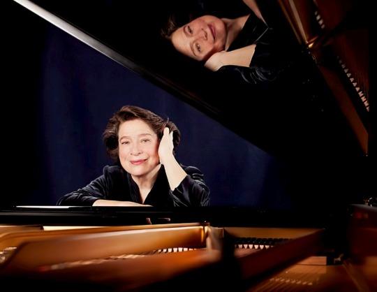Елизавета Леонская. Фортепианный вечер