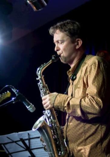 Философия джаза. Ладовый джаз. Квинтет Алексея Круглова logo