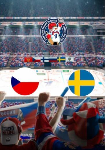 Чехия - Швеция  logo