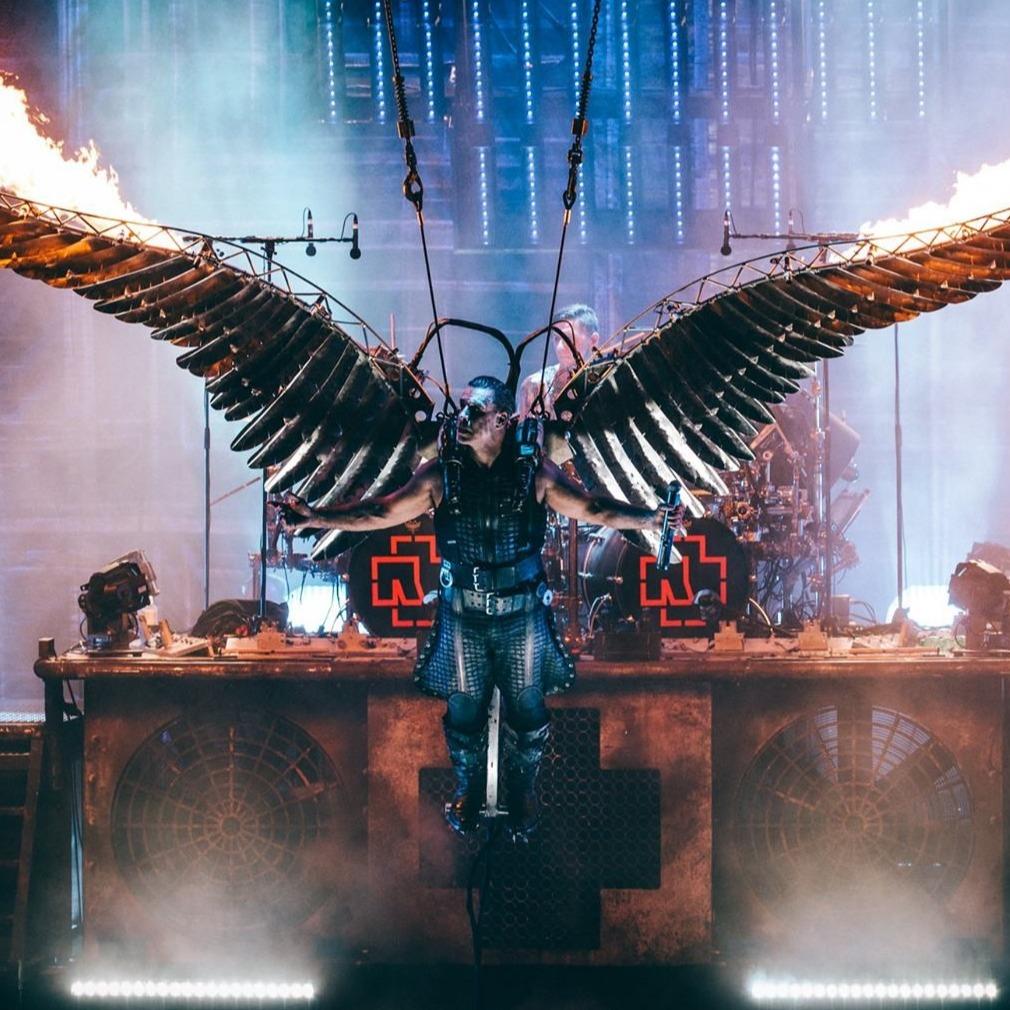 В Петербурге скупают билеты на концерт Rammstein