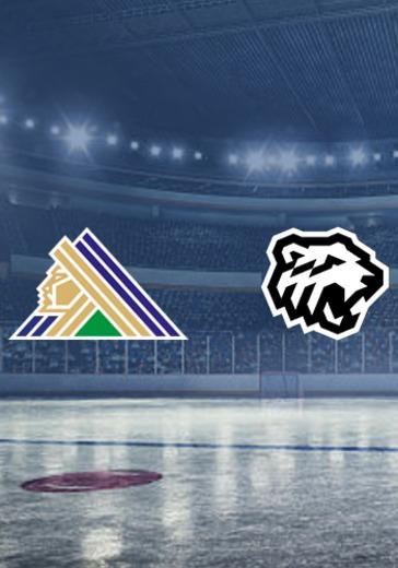 ХК Салават Юлаев - ХК Трактор logo