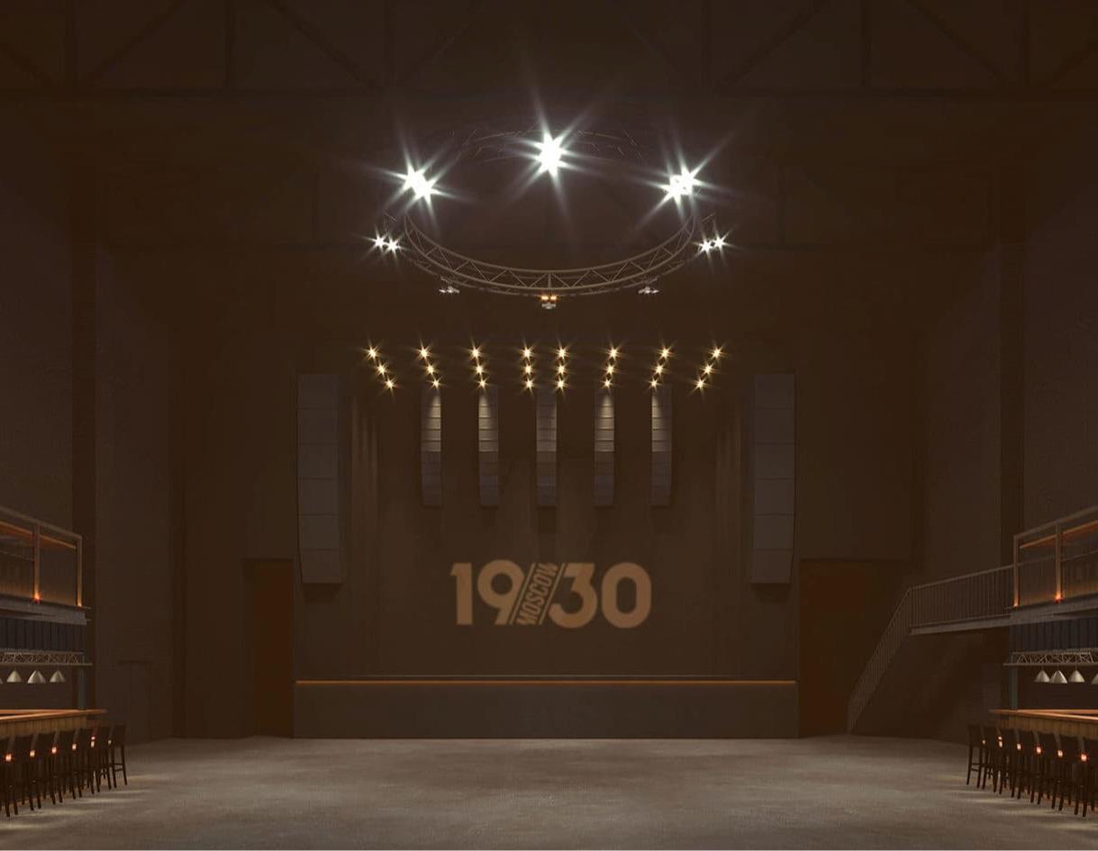 Клуб 1930 Moscow