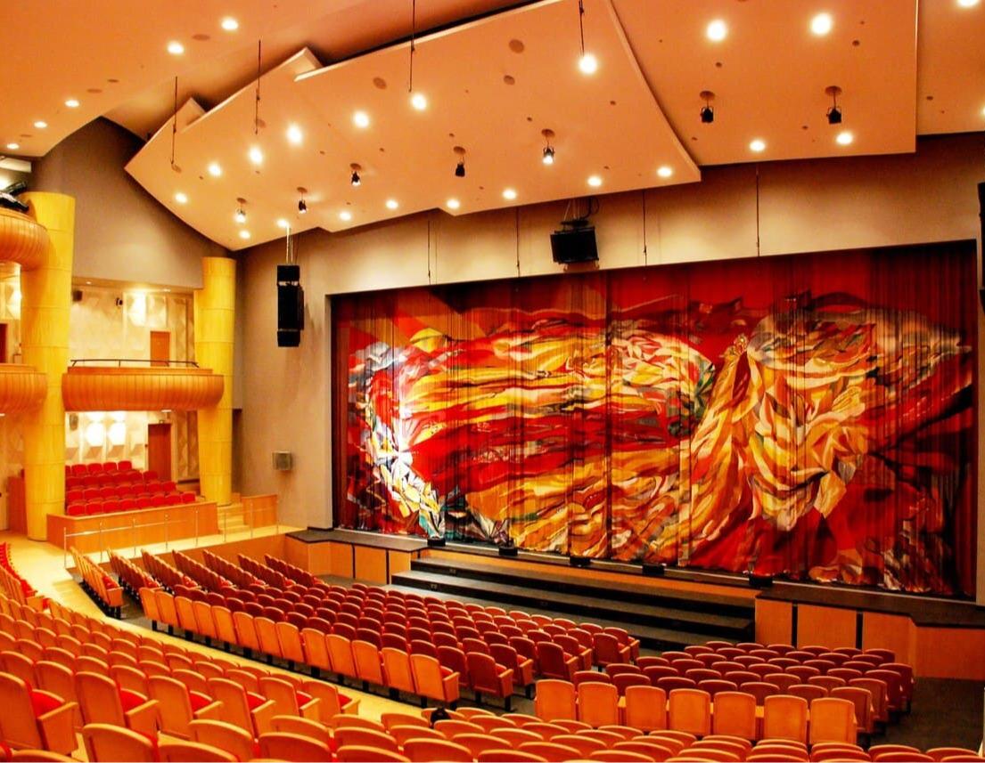 Театр Русская песня
