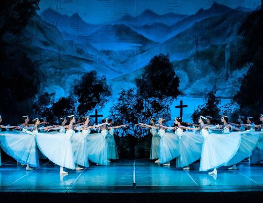 """IХ Фестиваль балета в Кремле. Жизель. Спектакль театра """"Кремлёвский балет"""""""