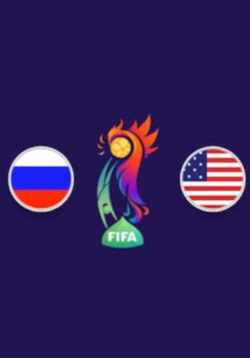 ЧМ по пляжному футболу FIFA, Россия - США logo