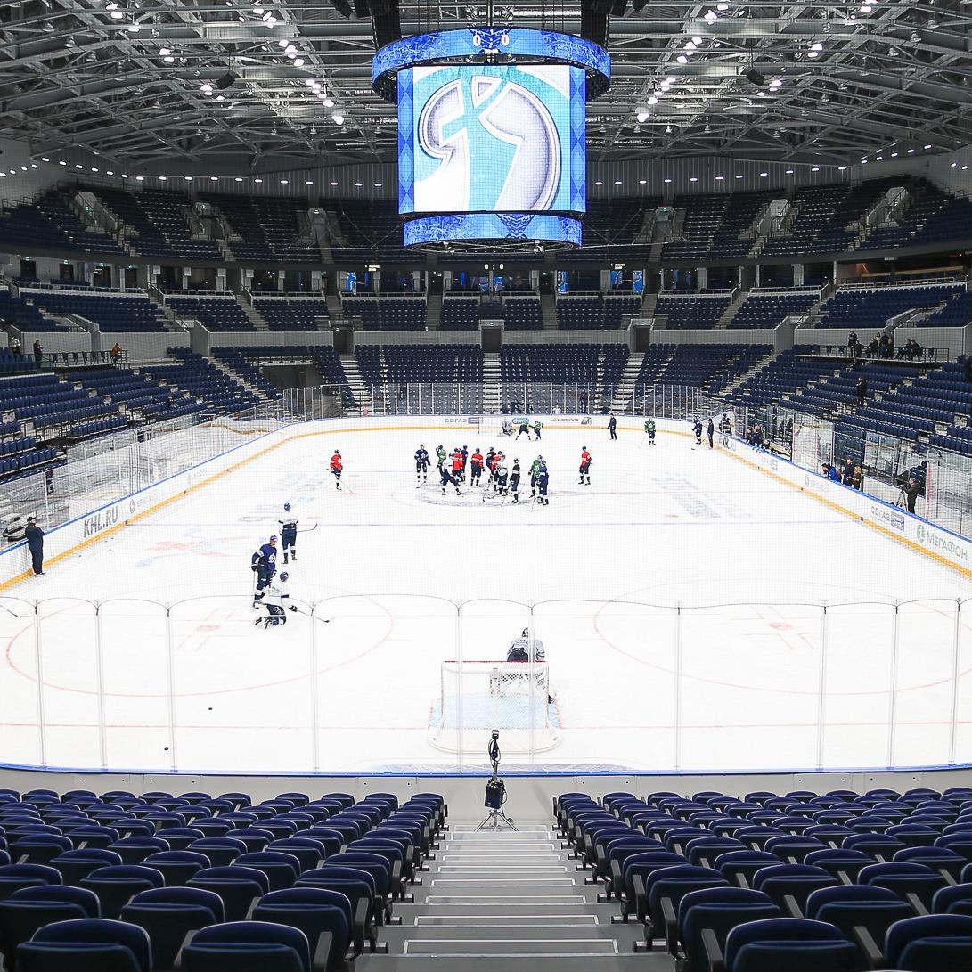 Большой хоккей вернется на арену в сентябре!