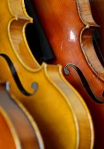 «Музыкальная дуэль» Гварнери vs Страдивари logo