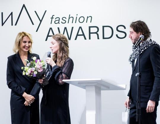 VIII Церемония вручения Fashion-премии World Fashion Magazine Award