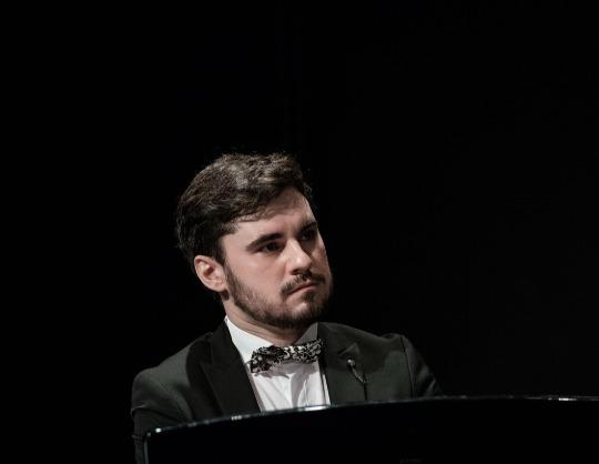 Цикл концертов «Я – композитор!» Эльмир Низамов