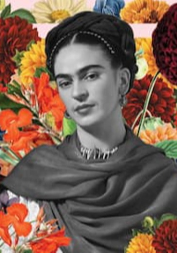 Фрида. Жизнь в цвете logo