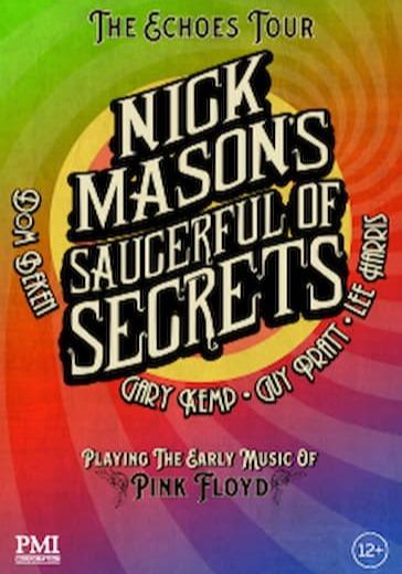 NICK MASON'S SAUCERFUL OF SECRETS logo