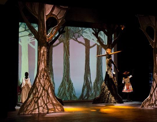Путешествие в театральную историю