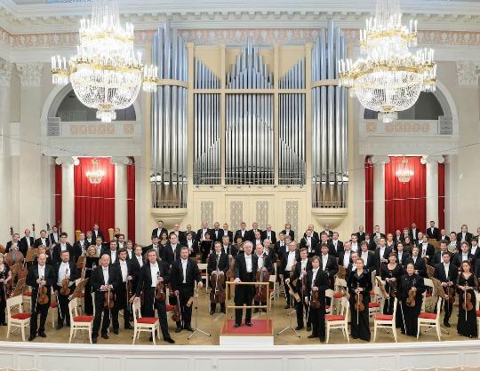 Пуленк, Брамс, Шостакович. К 90-летию Академического симфонического оркестра филармонии