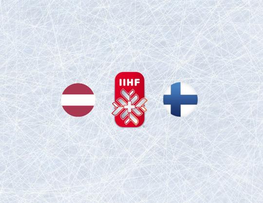 Чемпионат мира по хоккею 2021:Латвия - Финляндия