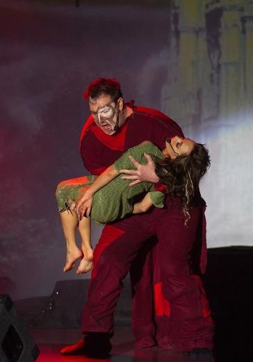 «Нотр Дам де Пари» и «Ромео и Джульетта» logo