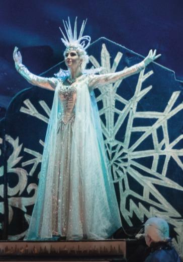 Снежная королева logo