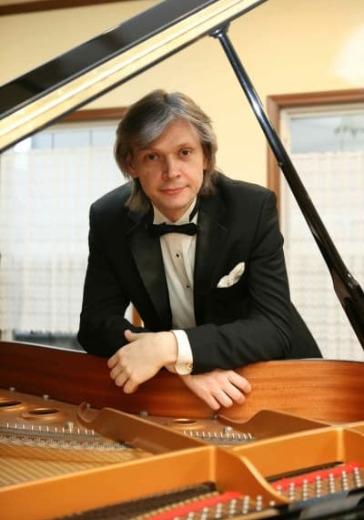Вечер фортепианной музыки. Андрей Писарев logo
