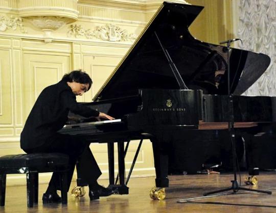 Мирослав Култышев. Фортепианный вечер