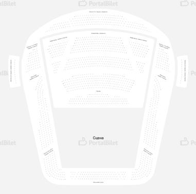 КЗ Зарядье scheme of concert venue