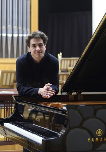 Константин Емельянов, фортепиано Сольный концерт logo