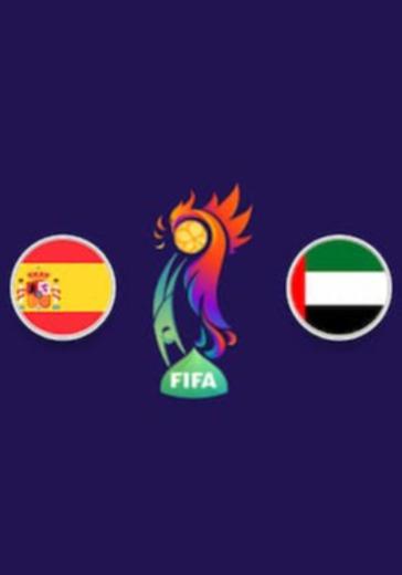 ЧМ по пляжному футболу FIFA, Испания - ОАЭ logo