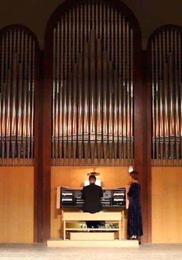 Концерт органной музыки. «От Барокко до наших дней» logo