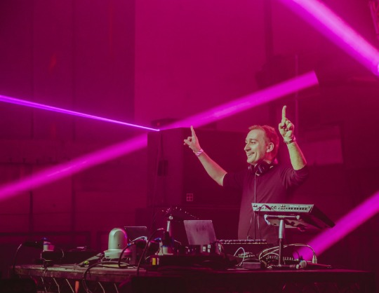 Paul van Dyk. Guiding Light Album Tour