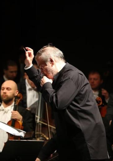 Симфонический оркестр Мариинского театра. Дирижёр – Валерий Гергиев logo