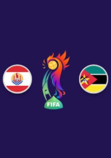 ЧМ по пляжному футболу FIFA, Таити - Мозамбик logo