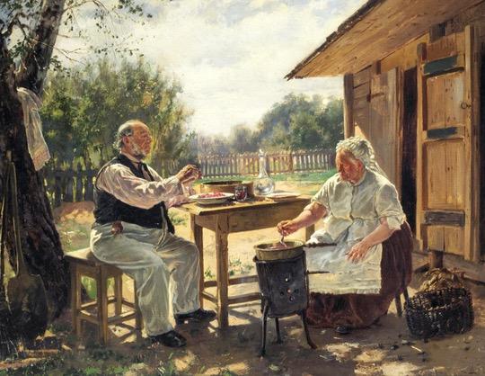 Старосветские помещики