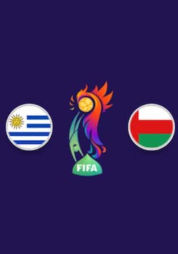 ЧМ по пляжному футболу FIFA, Уругвай - Оман logo