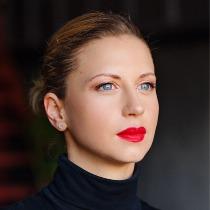 Надя Славецкая (Беребеня)