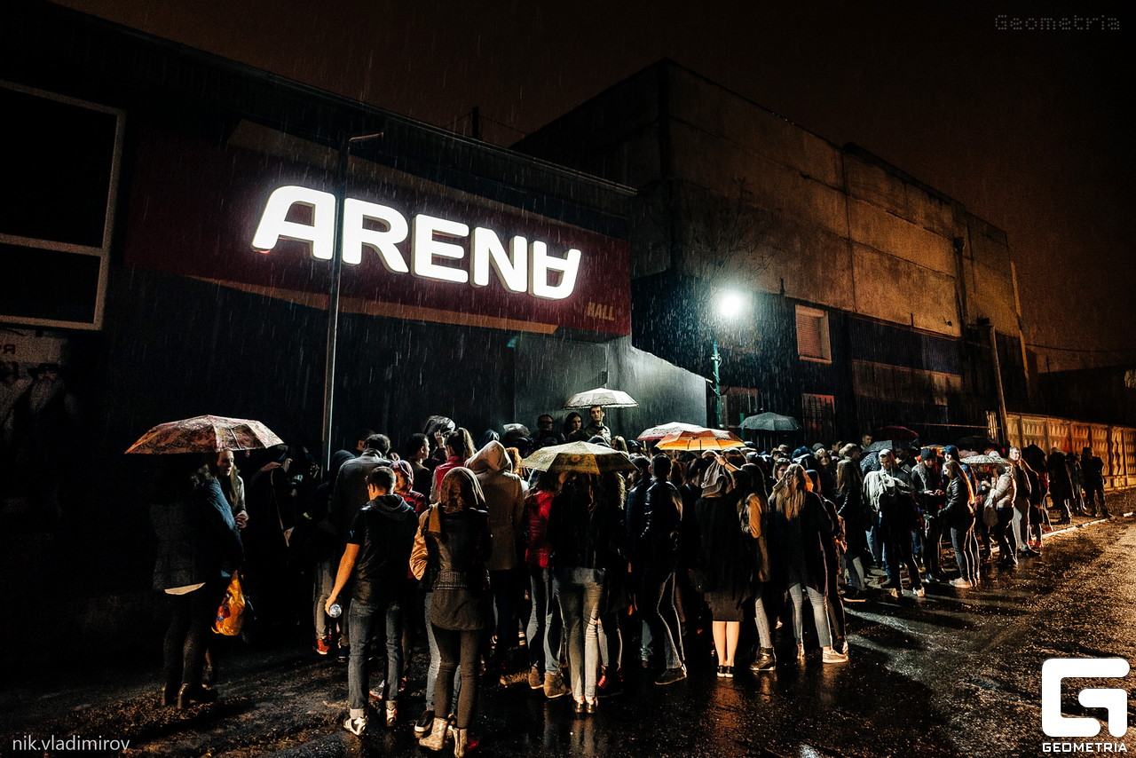 Arena Hall KRD