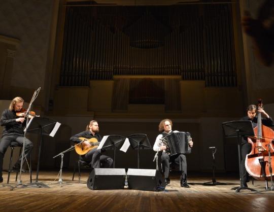 Вивальди. Времена Танго
