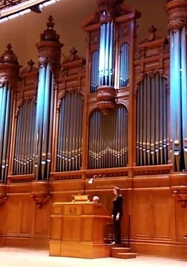 «Новые классики». Органный концерт logo